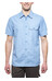 axant Alps Skjorte 1/2 blå